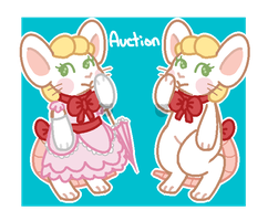 Southern Belle Mouse Auction [closed] by NamelessFeline
