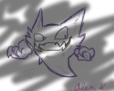 Haunter by xxscrumxx