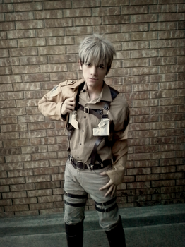 Jean Kirschtein - Cosplay by NipahCos
