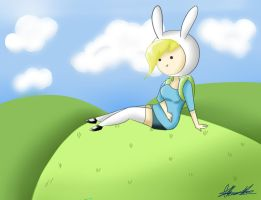 Fionna by Maryloza