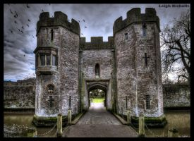 Bishops Palace Wells by nicholls34