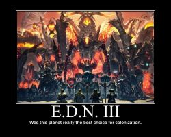 Lost Planet E.D.N. 3 by trebor469