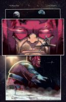 The Mighty Thor 3 Pg 13 By Oliver Coipel  Colors by yinfaowei