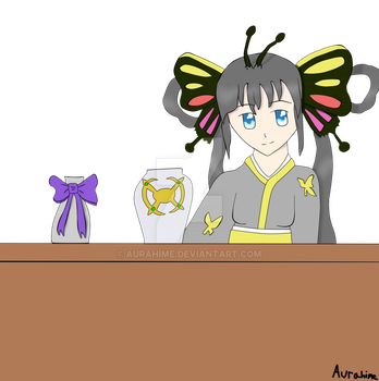 Antheia's Morning (for festival contest) by AuraHime