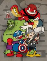 Assemble by halfawesome