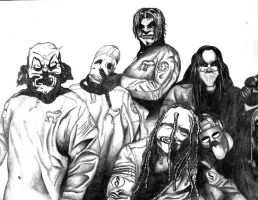Slipknot by above-and-beyond