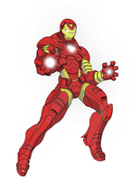 Ironman by mlpochea