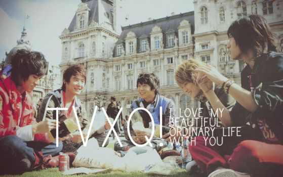 Beautiful Life with TVXQ by mish18