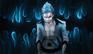 Grimmjow by dino-axis