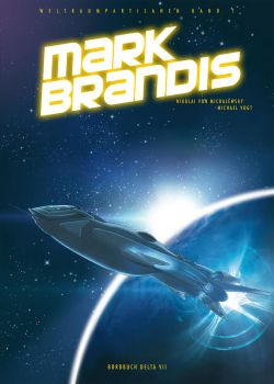 Mark Brandis Cover Vol. I by MichaelVogt