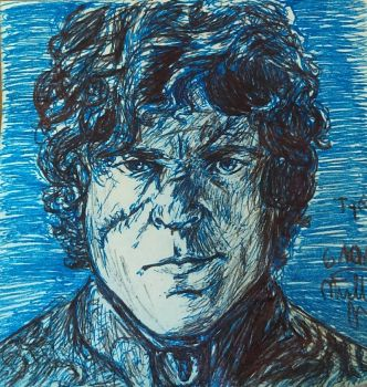 Post-it Tyrion by Leoma-silfren