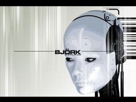 Bjork is a robot by hassmework