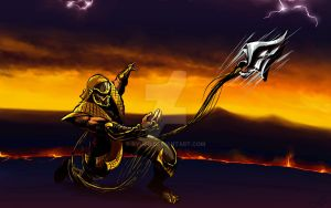 Scorpion get over here by ryuzo