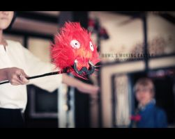 Howl Moving Castle ::01 by Cvy