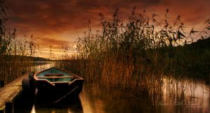 Lakeside view by Initio