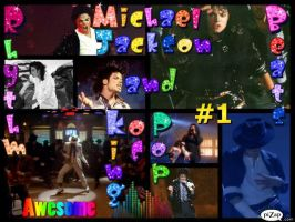MJ- Rhythm and Beats Collage by 80sGirl1996