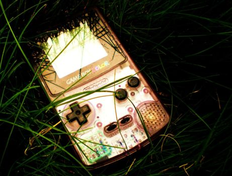 Game Boy Color by Amaranthine-immortal