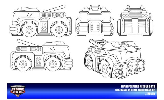 rescue bot coloring pages - rescue bots by thegreatjery on deviantart