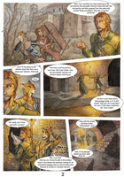 Masters of Stealth - page 2 (updated) by 0laffson