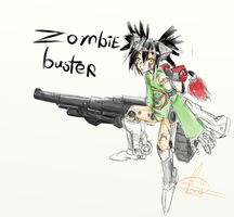 +Preparing for the Zombies+ by Endless-warr