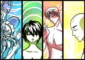 Avatar: TLA: release by Glory-Day