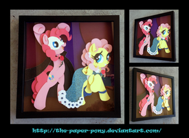 NMN Auction Piece and Gift for Andrea Libman by The-Paper-Pony
