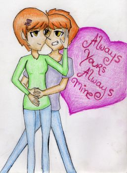 Always Yours Always Mine by Amberstarry