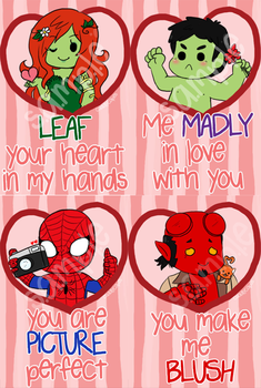Valentines II by CuddlyCapes