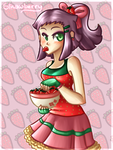 strawberry by Rumay-Chian
