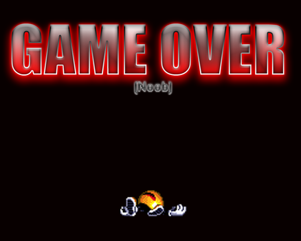 Game Over by AceRacer