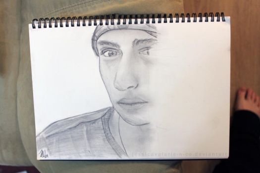 Drawing Practise -I- by JessicaValerie-n-Co