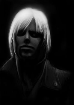 Rough Dante by herobaka