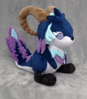 Ys Roo Plush :Commission: by AppleDew