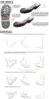 .:TUTORIAL: bottom of the shoe:. by Kats-tan