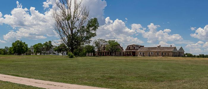 Fort Laramie Wyoming (4) by artisticimposter