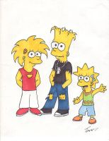 The Simpsons Kids by Goofatron